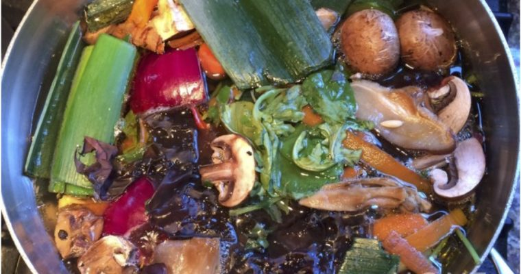 Nourishing Vegetable Broth