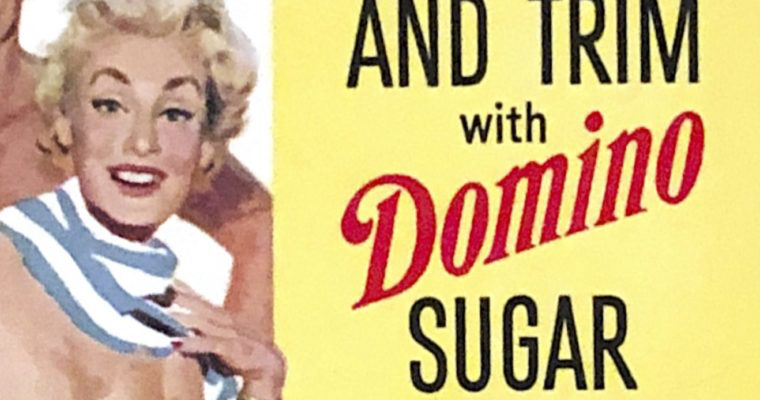 Keep Slim & Trim with Domino Sugar Menus